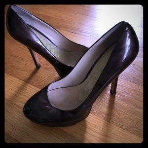 Joan & David platform heels!